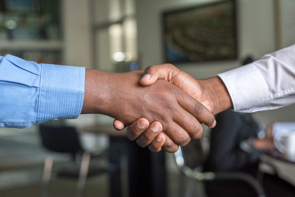 Establishing a partnership